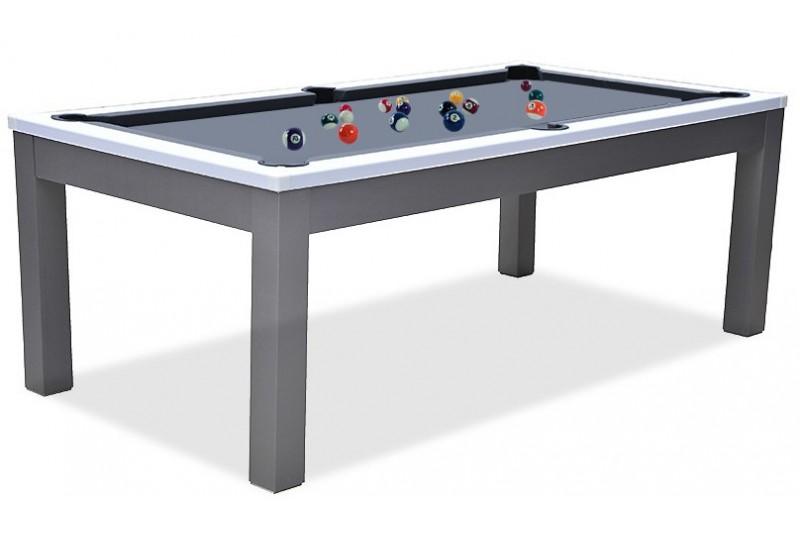 Billard convertible en table manger - Billard transformable en table ...