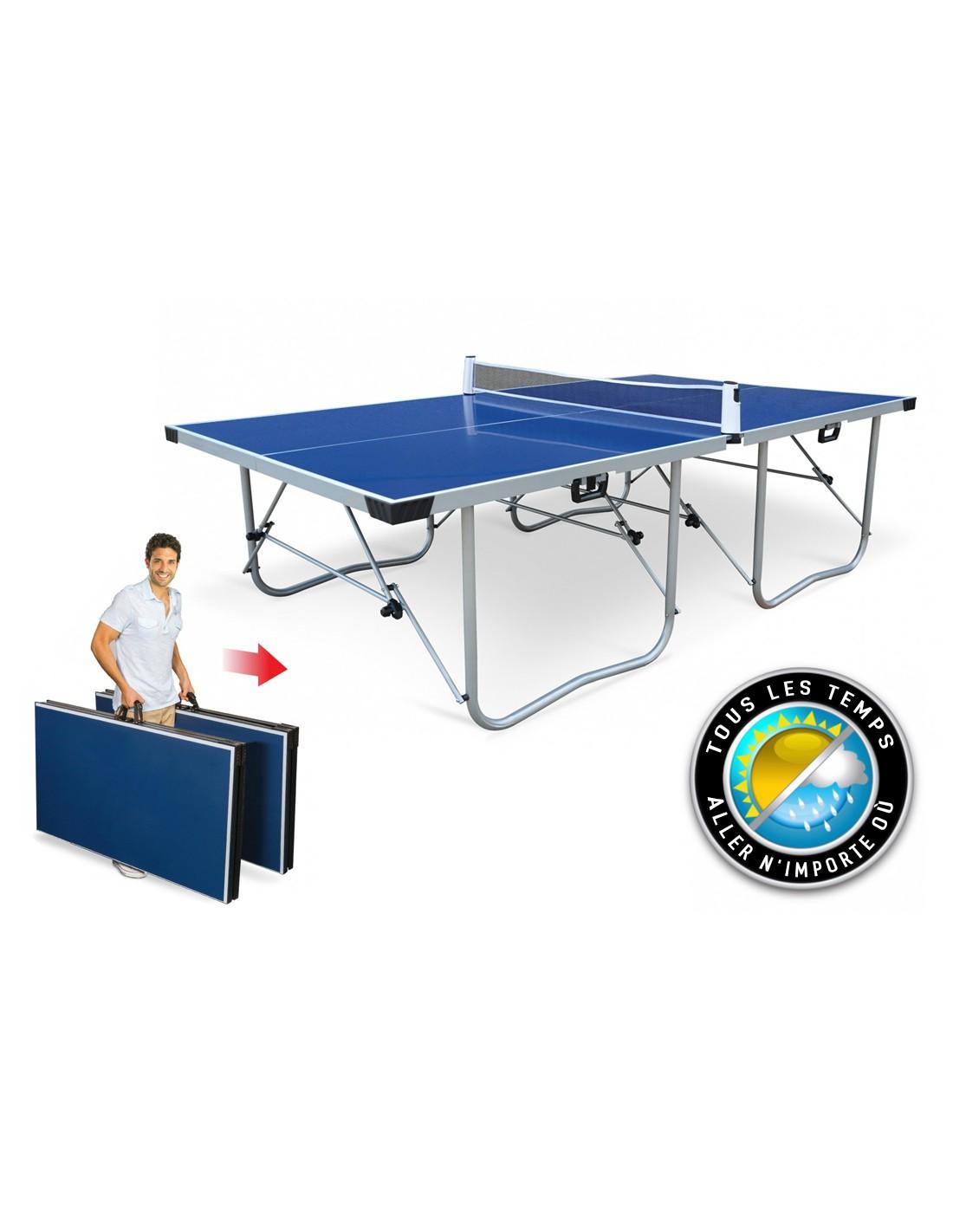 Table De Ping Pong Exterieur Pliable