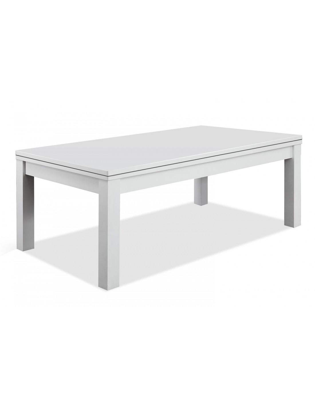 Table Billard Transformable