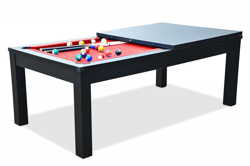 Table billard convertible table a manger billards plaisance boston design pool table 7ft prix Prix d un billard table