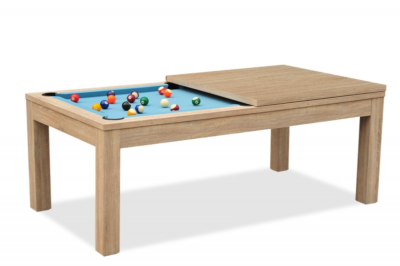 Table manger billard h tre for Table a manger convertible