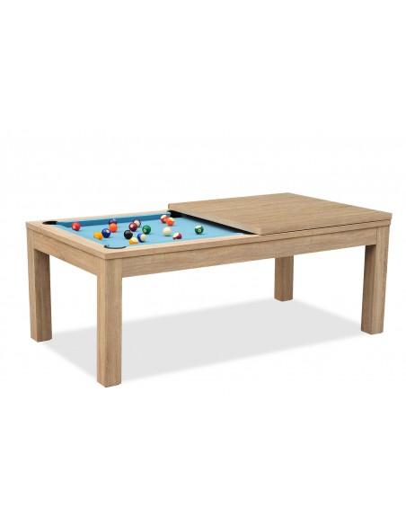 table manger billard h tre. Black Bedroom Furniture Sets. Home Design Ideas