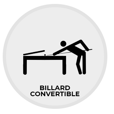 BILLARD CONVERTIBLE