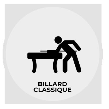 BILLARD CLASSIQUE