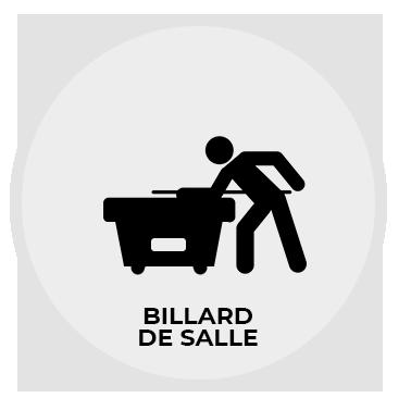 BILLARD DE SALLE